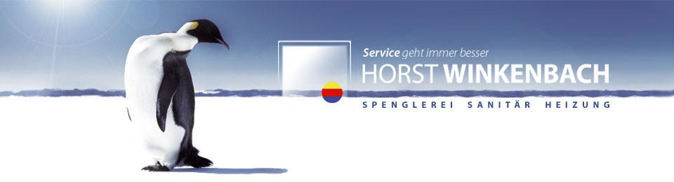 Bild zu Horst Winkenbach Sanitär Heizung und Spenglerei in Viernheim