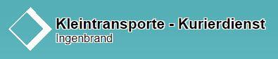 Bild zu Kleintransporte Ingenbrand in Bad Kreuznach
