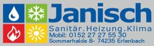 Bild zu SHK Janisch in Erlenbach Kreis Heilbronn am Neckar