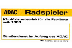 Logo von R.Radspieler Kfz-Meisterbetrieb Inh. Marlon Timm