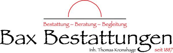 Bild zu Bax Bestattungen Inh.Thomas Kronshage e.K. Bestattungen in Bielefeld