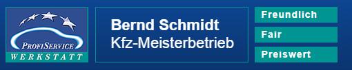 Bild zu Bernd Schmidt KFZ-Meisterbetrieb in Braunschweig