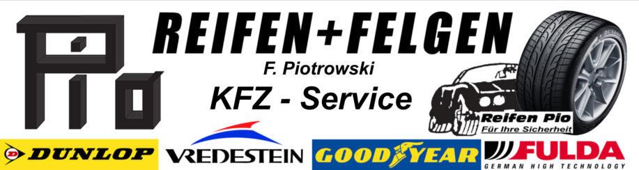 Bild zu Reifen Pio KG KFZ-Service in Hamburg