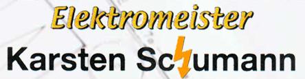 Bild zu Elektromeister Kartsen Schumann in Oschatz