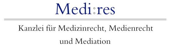 Bild zu Medi:res - Rechtsanwaltskanzlei für Medizinrecht, Medienrecht und Mediation in Wedel