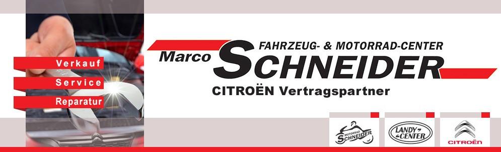 Logo von Fahrzeug und Motorrad Center Schneider e.K.