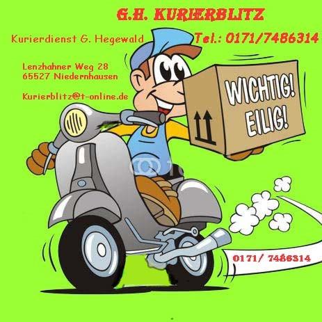 Bild zu G.H. - Kurierblitz in Niedernhausen im Taunus