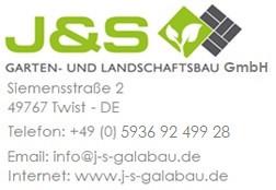 Bild zu J&S Garten- und Landschaftsbau GmbH in Twist