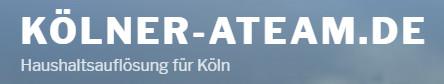 Bild zu KÖLNER ATEAM - Bernd Schröder Haushaltsauflösung in Köln