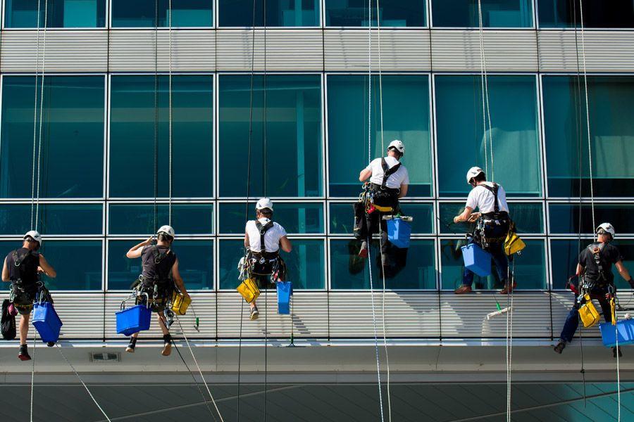 Bild der AB-LIFTING Gebäudereinigung
