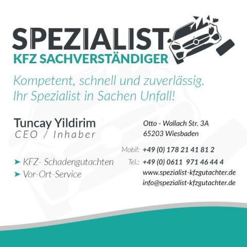 Bild zu Spezialist Kfz Sachverständiger in Wiesbaden