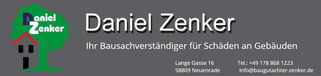 Bild zu Daniel Zenker Dachdecker und Zimmererhandwerk e.K. in Neuenrade