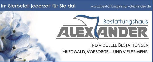 Bild zu Bestattungshaus Alexander in Heilbronn am Neckar