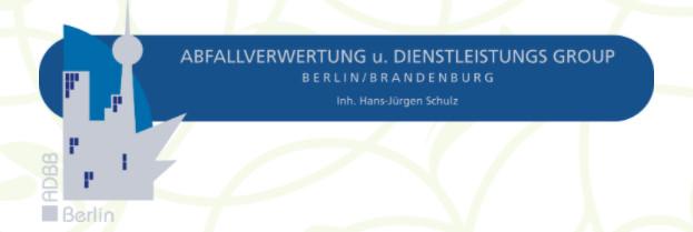 Bild zu ADBB Abfallentsorgung und Dienstleistungs Group Berlin Brandenburg in Schöneiche bei Berlin