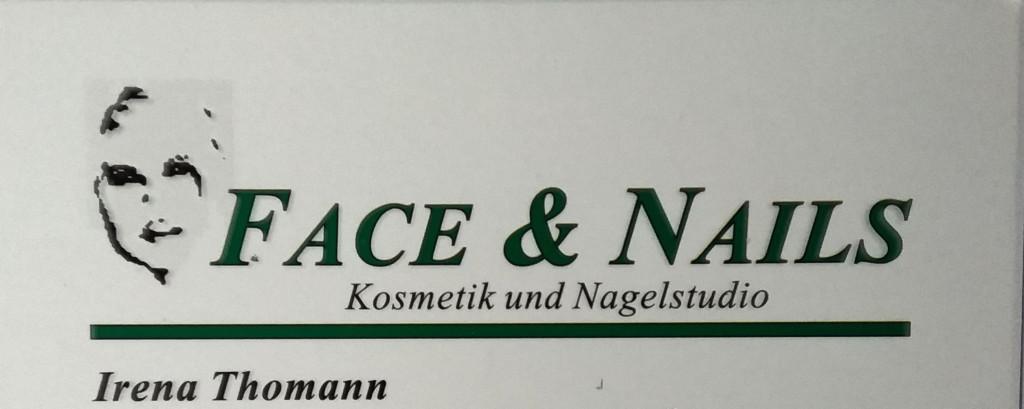 Bild zu Face & Nails Kosmetik und Nagelstudio Irena Thomann in Köln