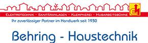 Bild zu Behring Haustechnik in Bad Essen