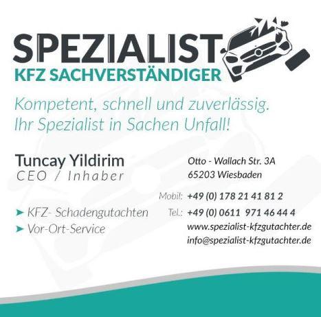 Bild zu Spezialist Kfz Sachverständiger in Mainz
