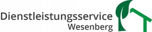 Bild zu Dienstleistungsservice Wesenberg in Wipperdorf Stadt Bleicherode
