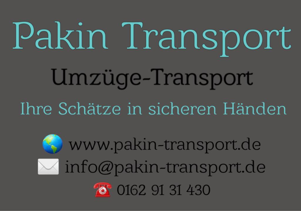Bild zu Pakin Transport in Wuppertal