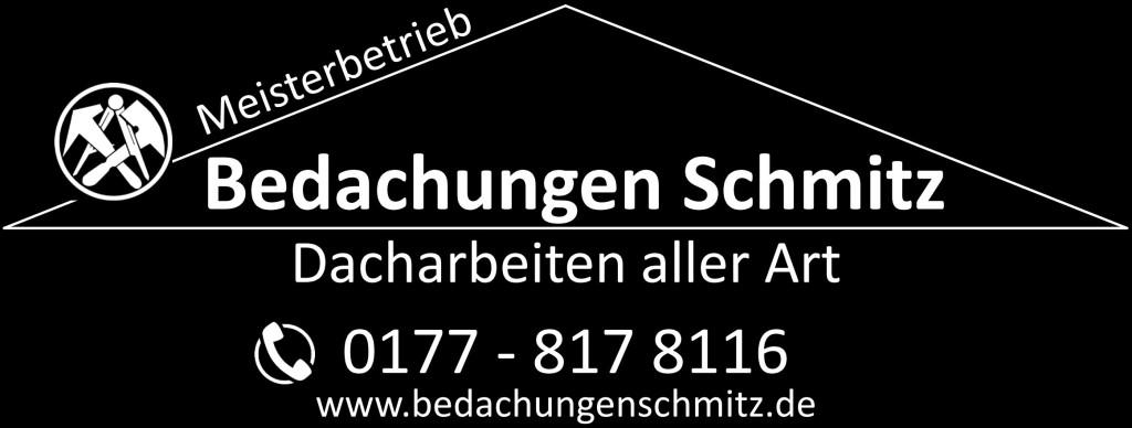 Bild zu Bedachungen Schmitz in Mönchengladbach
