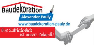Bild zu Baudekoration Alexander Pauly in Lich in Hessen