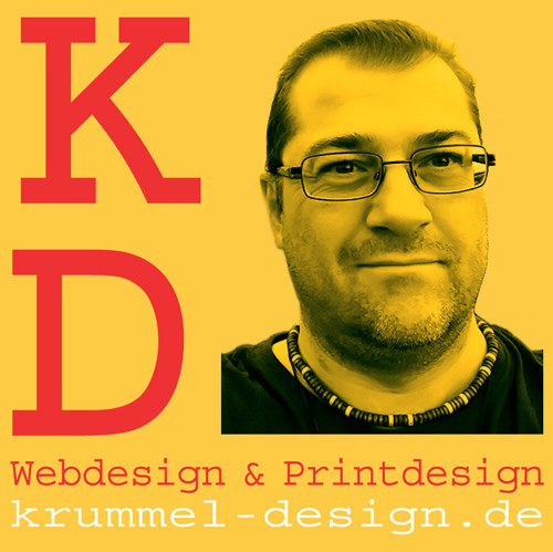 Bild zu Webdesign & Printdesign Krummel in Gründau