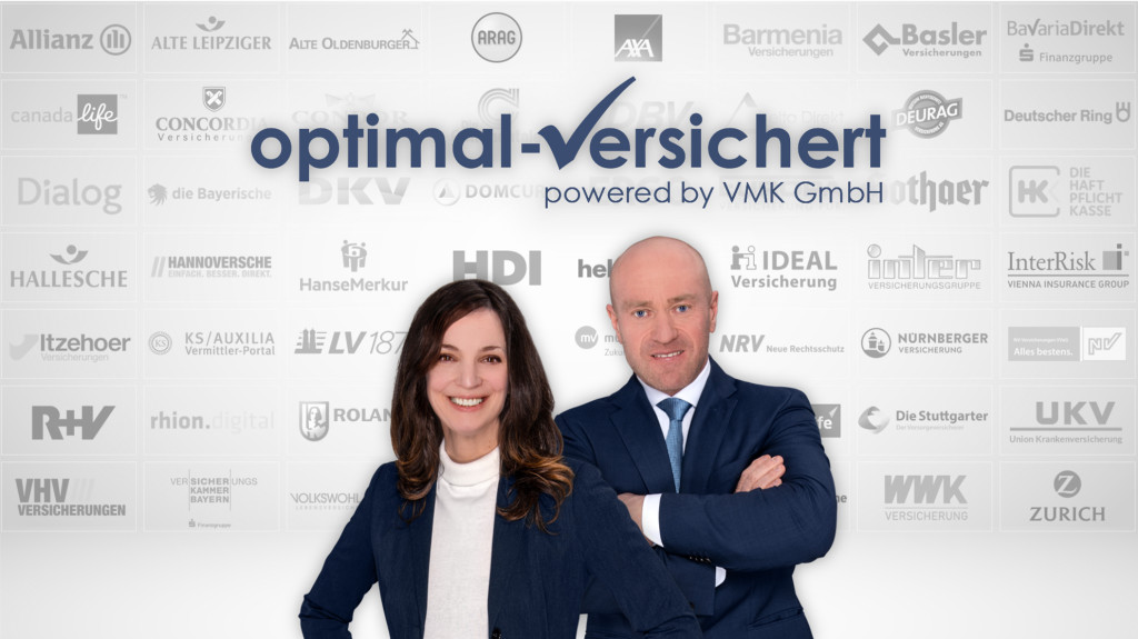 Bild zu optimal-versichert VMK GmbH Unabhängiger Versicherungsmakler und Finanzberater Erlangen in Erlangen