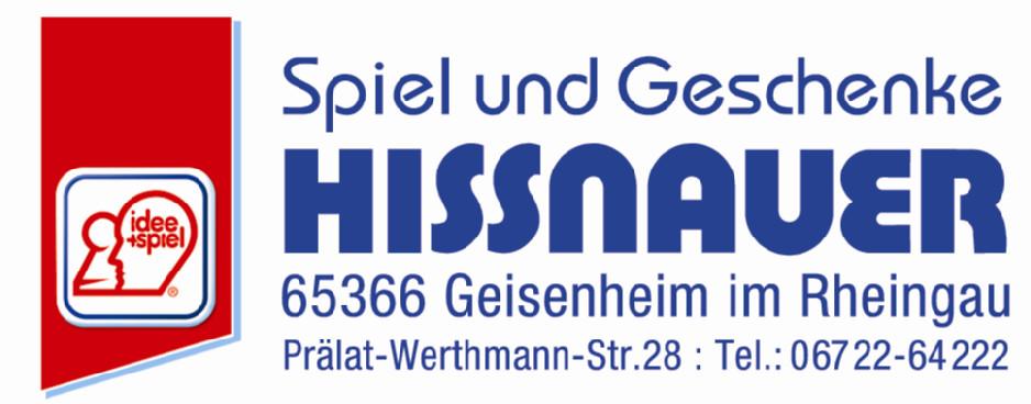 Logo von Spiel und Geschenke HISSNAUER