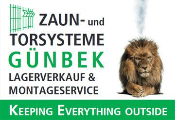 Bild zu ZAUN- und TORSYSTEME GÜNBEK e.K. in Ratingen