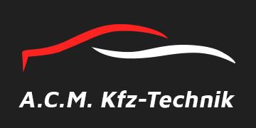Logo von A.C.M. Kfz-Technik