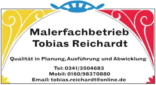 Bild zu Malerfachbetrieb Tobias Reichardt in Markkleeberg