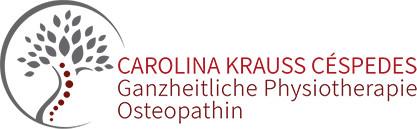 Bild zu Ganzheitliche Physiotherapie und Osteopathin Carolina Krauss Céspedes in Kiel