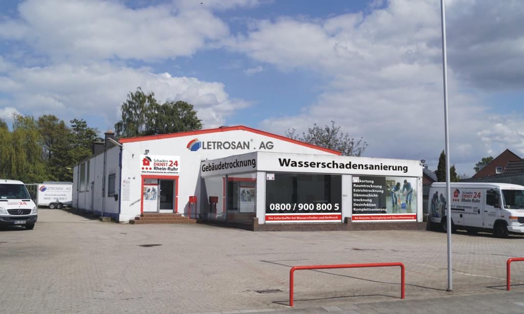Bild zu LETROSAN AG in Grevenbroich