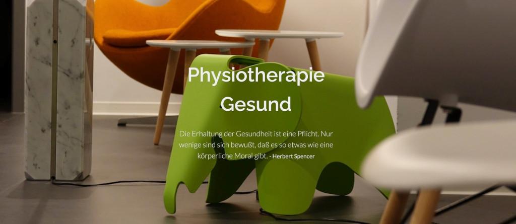 Bild zu Physiotherapie Gesund Tobias Müller Kehl in Kehl