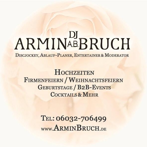 Bild zu Fa. Armin Bruch / DJ A.B. Hochzeits DJ aus Bad Nauheim in Bad Nauheim
