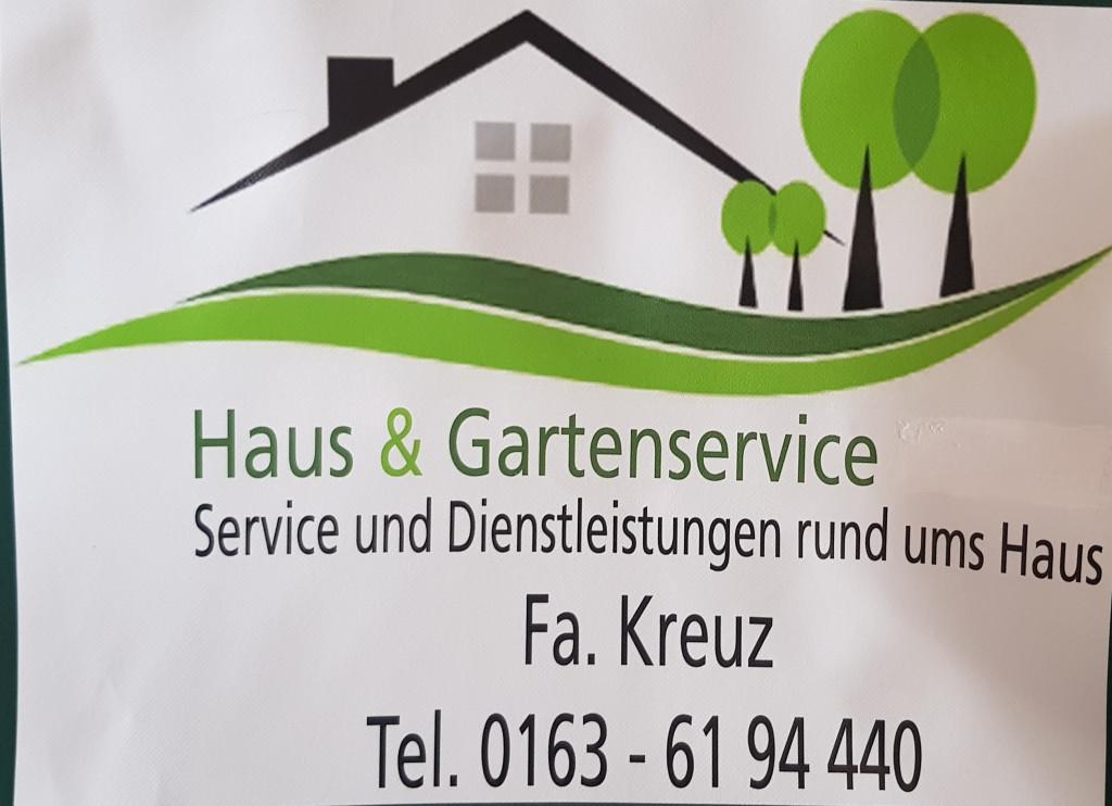 Bild zu Hausundgartenservicekreuz in Düren