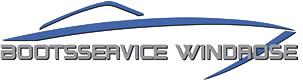 Logo von Bootsservice-Windrose