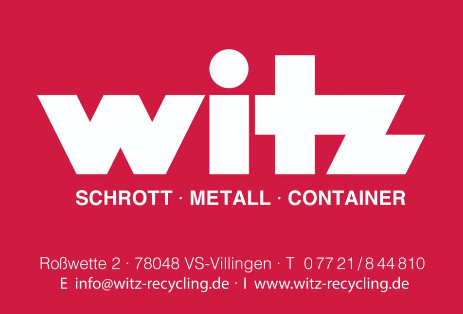 Bild zu Bernd Witz GmbH Schrott - Metall - Container in Villingen Schwenningen