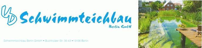 Bild zu Schwimmteichbau Berlin GmbH in Berlin