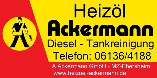 Bild zu Heizöl-Ackermann Landhandel GmbH in Mainz