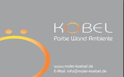 Bild zu Malerfachbetrieb Köbel GmbH in Reutlingen