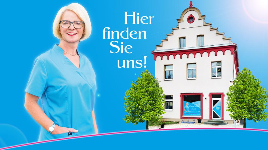 Bild zu PEGASUS PflegeTeam - PEGASUS GmbH in Seifhennersdorf