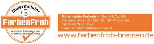 Bild zu Malermeister Farbenfroh GmbH & Co. KG in Bremen