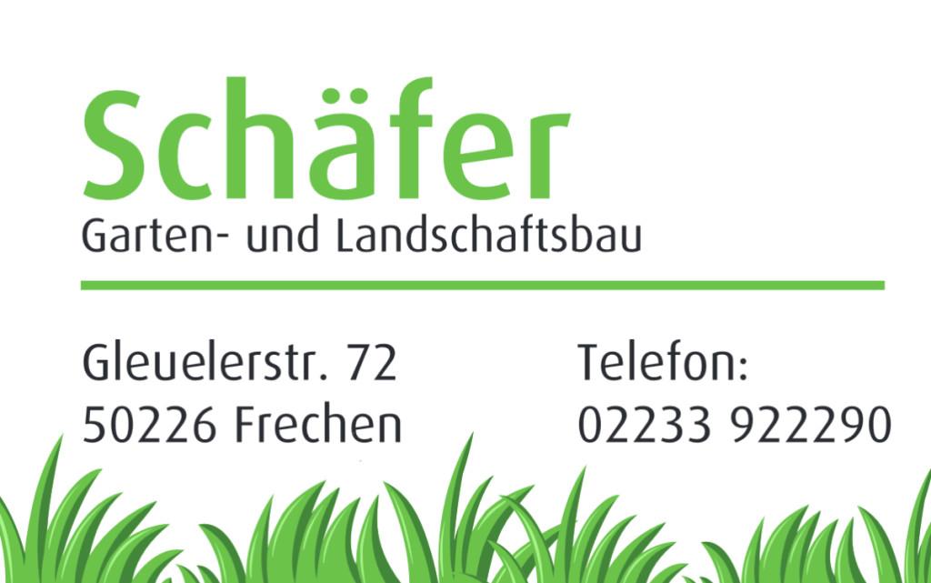 Bild zu Schäfer Garten-und Landschaftsbau in Frechen