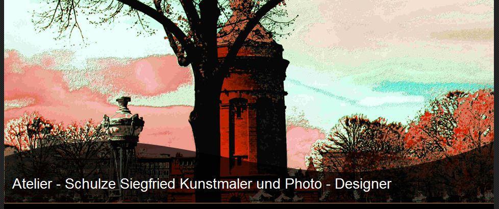 Bild zu Atelier -Schulze Siegfried Kunstmaler u. Photo - Designer in Mannheim