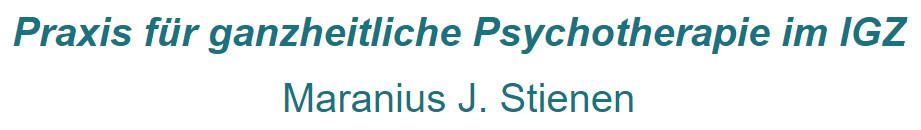 Bild zu Jo Maranius Stienen Psychotherapeut - Integratives Gesundheitszentrum in Aachen