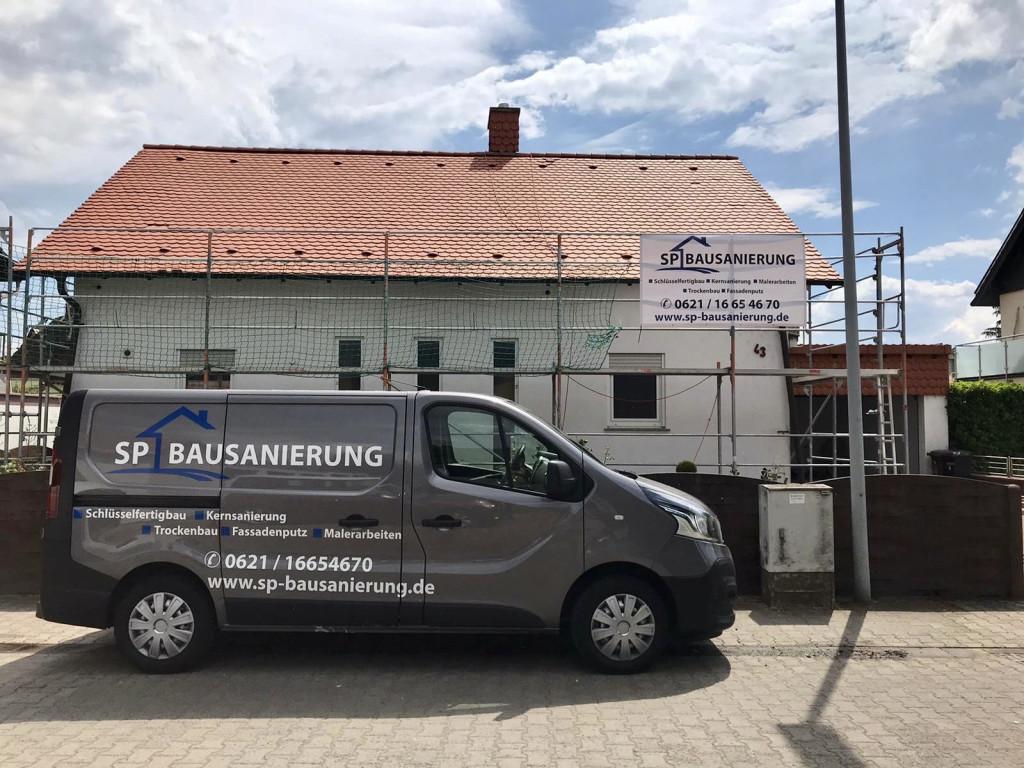 Bild zu SP-Bausanierung in Mannheim