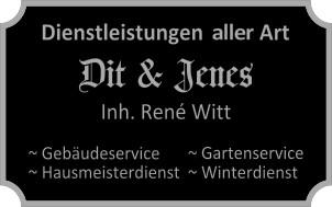 Bild zu Dit & Jenes Inh. René Witt in Uetersen