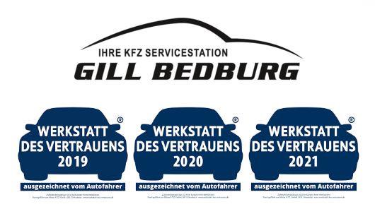 Bild zu Kfz-Werkstatt Gill in Bedburg an der Erft