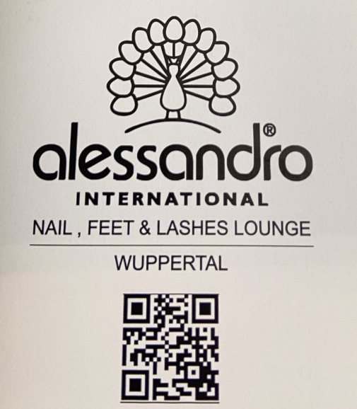 Bild zu ALESSANDRO NAIL - FEET & LASHES LOUNGE WUPPERTAL in Wuppertal